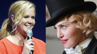 Madonna Apparently Wants New York City To Go Inside Amy Schumer