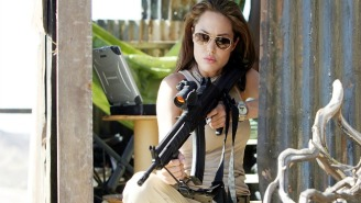 Let's Re-Live Angelina Jolie's Most Badass Action Sequences
