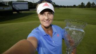 FedEx Shattered This Pro Golfer's Beloved Trophy