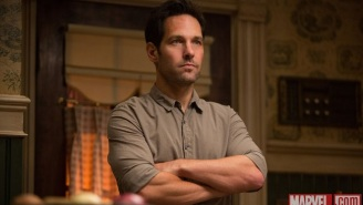 'Ant-Man' Speaks For The Fleas In A Big New Photo Set