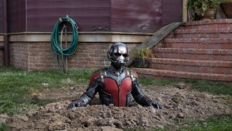 Marvel Will Premiere The First Six Minutes Of 'Ant-Man' Before IMAX Screenings Of 'Jurassic World'
