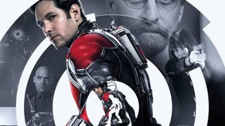 Paul Rudd Is Looking Buff In A New 'Ant-Man' TV Spot