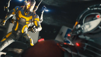 We screened 20 minutes of 'Ant-Man' and here's a description