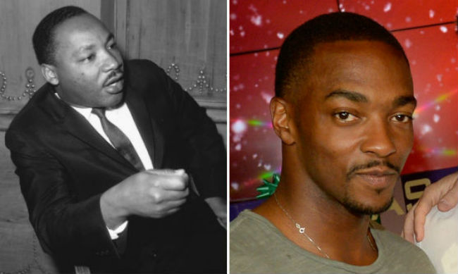 anthony mackie martin luther king jr