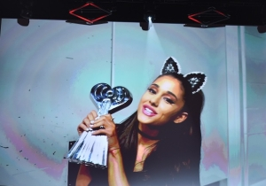 Ariana Grande Called Out The Media For Gender Double Standards Like A Boss