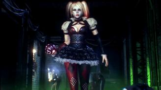 Harley Quinn Kicks Butt In The New Trailer For 'Batman: Arkham Knight'