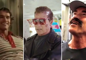 All The Wonderful And Motivating Moments That Made Arnold Schwarzenegger A Pop-Culture Icon