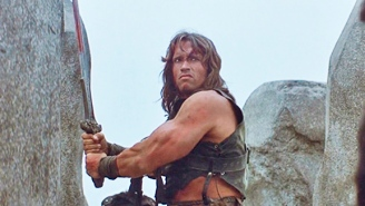 Arnold Schwarzenegger Shares The Bloody And Brutal Plot For 'Legend Of Conan'