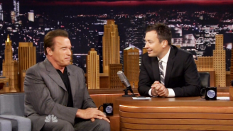 Arnold Schwarzenegger Surprised A 'Terminator' Fan By Calling His Home And Screaming His Famous Quotes