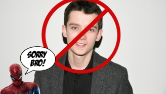 Asa Butterfield Reportedly No Longer Has A Shot To Be Marvel's New Spider-Man