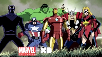 Disney XD's 'Spider-Man' And 'Avengers' Will Battle Hydra And The Inhumans