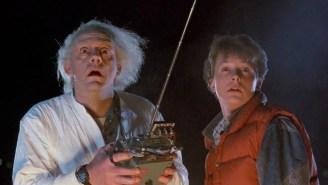 'Back to the Future' gets big screen, big sound treatment