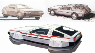Exclusive: Your first look at 'Back to the Future: The Ultimate Visual History'