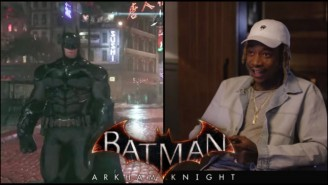 A Bunch Of Famous Faces Show Up In The Latest Promo For 'Batman: Arkham Knight'