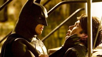The Batmobile's Drunk Driving Accident And Other Things You Didn't Know About 'Batman Begins'