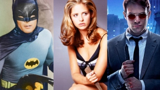 What is the best superhero TV show?