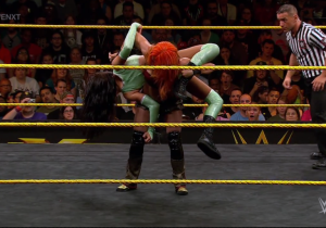 The Best And Worst Of WWE NXT 6/10/15: Full Dempsey