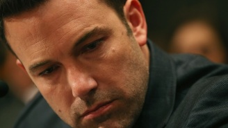 Is This What Ben Affleck's Batman Will Sound Like In 'Batman V Superman: Dawn Of Justice'?