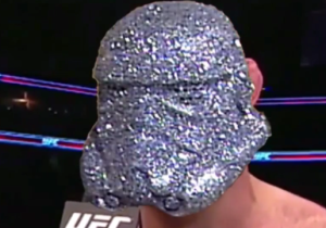UFC Heavyweight Ben Rothwell Turned Into The Shockmaster On Saturday