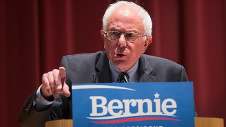 Bernie Sanders Condemns His 'Bernie Bros' Follower Contingent As 'Disgusting'
