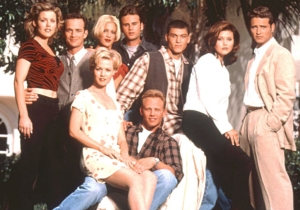 'The Last Sharknado' Star Ian Ziering Says There's 'Always A Chance' For A '90210' Reunion
