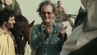 Bill Murray Is Stranded In Afghanistan In The First Trailer For 'Rock The Kasbah'