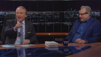 Bill Maher Took On The Duggar Family On 'Real Time': 'These Are The Biggest Freaks In The World'