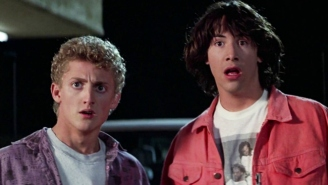 Keanu Reeves And Alex Winter Are Officially Returning For 'Bill And Ted 3'
