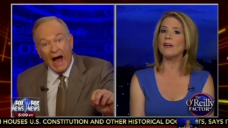 Bill O'Reilly Went Ballistic When Asked If He Had Any 'Black Friends'
