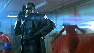 An Events Company Is Throwing A 'Blade'-Themed Rave At The New York Comic Con