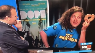 Blake Anderson From 'Workaholics' Got Kicked Off A Morning Show For Swearing