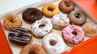 Dunkin' Donuts Is Beginning Donut Delivery And Curbside Coffee Take-Away