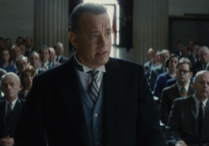 Tom Hanks fights for the Constitution in the first 'Bridge of Spies' trailer