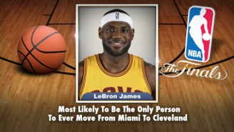 Watch Jimmy Fallon's Hilarious 'Tonight Show' Superlatives, NBA Finals Edition