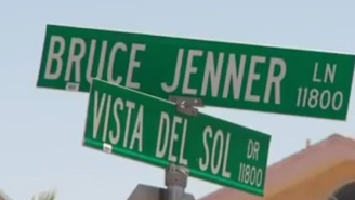 Texas Residents Wonder If Bruce Jenner Lane Should Become Caitlyn Jenner Lane