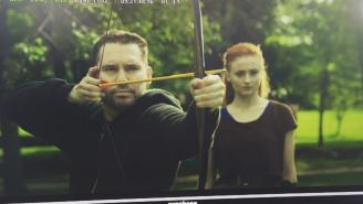 Bryan Singer Showed Off His Archery Skills On The 'X-Men: Apocalypse' Set