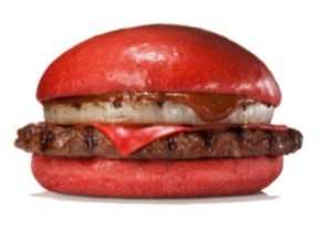 Japanese Burger Kings Are Selling All-Red Burgers That Will Haunt Your Dreams
