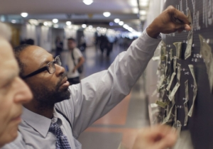 We Could All Probably Use This Video Of People Sharing Money In Los Angeles' Union Station Right Now