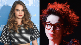 Cara Delevingne And St. Vincent's Annie Clark Are Dating And Should Now Form A Band