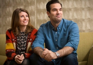 Review: Amazon's shockingly filthy, surprisingly sweet 'Catastrophe'
