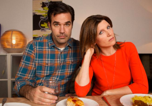 Rob Delaney And Sharon Horgan Navigate Parenthood In The Trailer for Season 2 Of 'Catastrophe'