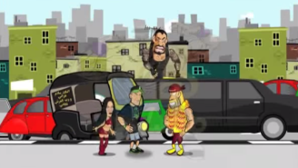 What's Up With These Unauthorized Arabic WWE Cartoons?