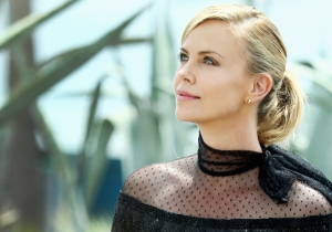 Charlize Theron Is Rumored To Possibly Be Up For 'Captain Marvel'