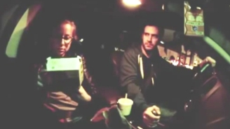 Watch This Guy's McDonald's Drive-Thru Marriage Proposal Fail Spectacularly
