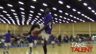 Chol Marial Is A Terrifying 7'3 Middle Schooler Who Dominates His Opponents