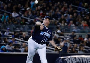 Chris Christie Playing Softball Is An Absolute Delight