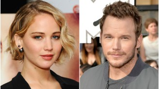 Sony Pictures Is Bringing Together  Jennifer Lawrence And Chris Pratt For 'Passengers'