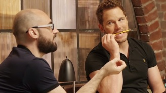 Chris Pratt And Paleontologist Jack Horner Talk Dinosaur Poop And Ghosts