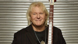 R.I.P. Chris Squire, Bassist For The Band Yes, 1948-2015