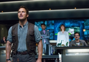 Box Office: 'Jurassic World' shocks as no. 2 opener of all-time with $204.6 million